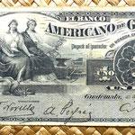Guatemala 1 peso 1918 anverso