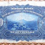 Reino de Serbia, Croacia y Eslovenia 10 dinares 1920 reverso