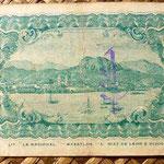 México 10 centavos 1914 Tesoreria de la Federación -Guaymas Sonora reverso