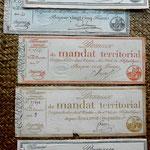 Serie Promesse de Mandat territoriaux año 1796 (4º de la República francesa)