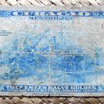 Curacao 2,50 gulden 1942 anverso