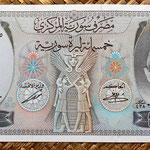 Siria 500 libras 1992 anverso