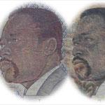 Albert Bernard Bongo - El Hadj Omar Bongo - Omar Bongo Ondimba