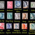 BABEL billetario de la Reina Isabel II y sus retratos 1ª parte