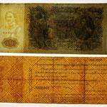 Rusia Imperial 500 rublos 1912 y Siberia 5000 rublos Almirante Kolchak 1919 marcas de agua