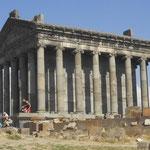 Templo de Garni s.I -Armenia