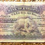etiopia 10 thaler 1932 anverso