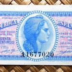 España 50 ctmos. 1937 (85x45mm) anverso
