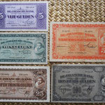Indias Holandesas serie Jan Pieterszoon Coen años '30 s.XX anversos