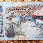 Sri Lanka 50 rupias 1979 anverso