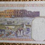 Argelia 50 francos 1939 (145x92mm) pk.84 reverso