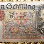 Austria 10 shillings 1946 anverso