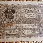 Bukhara 25 rublos 1922 anverso