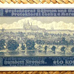 Bohemia y Moravia 100 coronas 1940 anverso