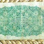 Estados Unidos 1 silver dollar 1899 reverso