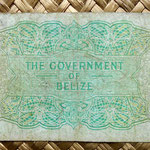 Belice 1 dolar 1976 reverso