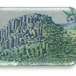 Irlanda del Norte serie libras 1966-2013 Ulster Bank Limited viñetas Giant's Causeway