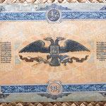 South Rusia Rostov 1000 rublos 1919 reverso