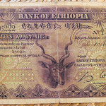 etiopia 5 thaler 1932 anverso