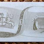 Santa Elena 1 pound 1976 reverso