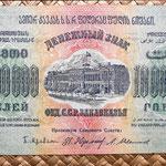 Transcaucasia 10000000 rublos 1923 anverso