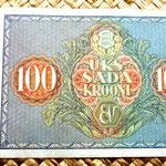 Estonia 100 coronas 1935 reverso