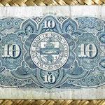 Terranova 1 dólar 1920 reverso