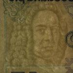 Escocia 5 pounds 1997-2014 Royal Bank marca de agua