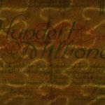Alemania 100.000.000 marcos Amtshauptmannschaft Dresden Neustadt  sep-1923 filigrana