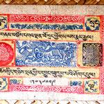 Tibet 5 srang 1942-1946 anverso