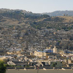 Vista aérea de Fez