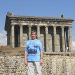 desde el Templo de Garni s.I -Armenia III