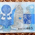 Chequia 20 korun 1994 reverso