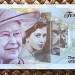 Escocia 5 pounds 2012 Diamond Jubilee reverso