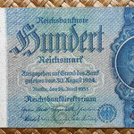 Alemania 100 reichsmark 1935 anverso