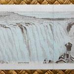 Islandia 5000 coronas 1961 reverso