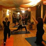 Yoga zum Aufwärmen