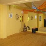 Studio AREOLA Tanzbereich