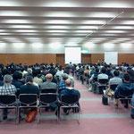 2011/10/30群馬県スキー連盟指導員研修会(理論)の様子。皆さんご苦労様