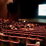 2011/11/11群馬県スキー連盟主催のスキー映画会早い時間だったから、まだ、お客さんは少なかった。