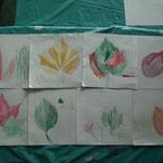 Zeichungen aus dem Kinderkurs im AtelierMo