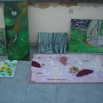 AtelierMo Bilder verschiedener Teilnehmerinnen