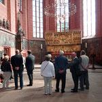 Führung durch den Frankfurter Dom