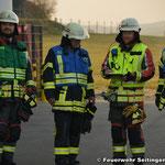 Führungskräfte der Feuerwehr