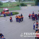 Kreisjugendfeuerwehr Pokal 2006 in Seitingen-Oberflacht