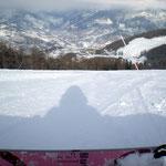 UNA SAGOMA UN PO STRANA... SNOWBOILER :-)
