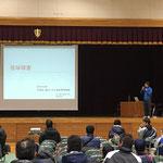 MSBP理事飯島先生による指導者向けの講義