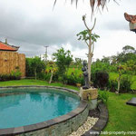 Ubud villa for sale