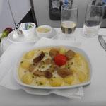 Kartoffel Gnocchi mit Steinpilzsosse