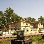 Bahnhof Schmalspurbahn Hasselfelde